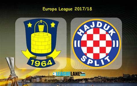 epl qualification for europa league brondby vs hajduk split preview predictions and betting tips
