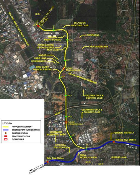 Ktm Subang Jaya Subang Jaya Ktm Komuter Station Malaysia Airport Klia2 Info