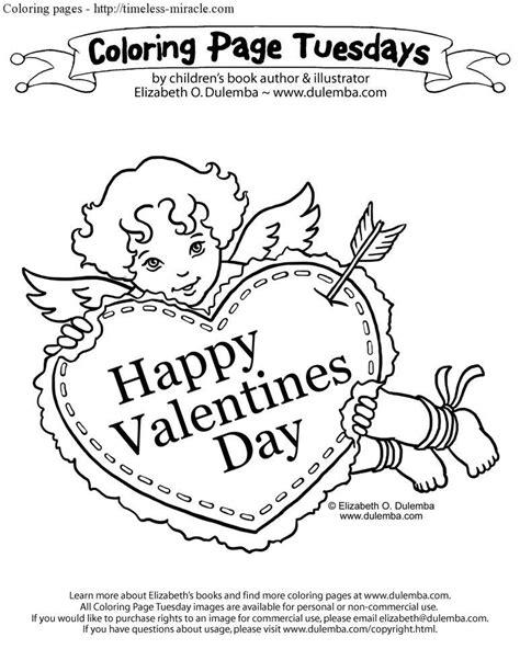 kindergarten valentines day winter coloring page for preschool