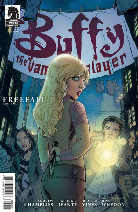 Buffy The Vire Slayer Season 9 Volume 1 Freefall 1 mld sles comics volume 1 buffy conan brpd fear 187 mylatestdistraction