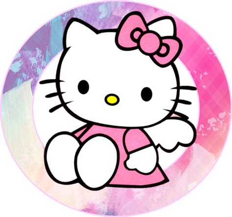 hello kitty template clipart best