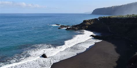 black sand 3 5 12 best black sand beaches to visit in 2018 beautiful