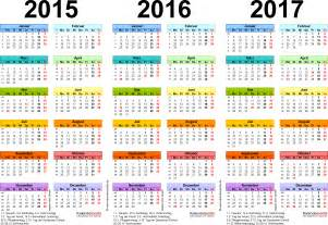 2011 Federal Tax Table Dreijahreskalender 2015 2016 2017 Als Pdf Vorlagen Zum