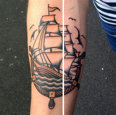 sailor jerry ship tattoo designs 70 ship wheel designs for a meaningful voyage