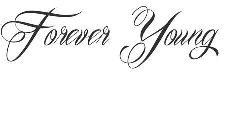 forever custom tattoos forever designs forever design