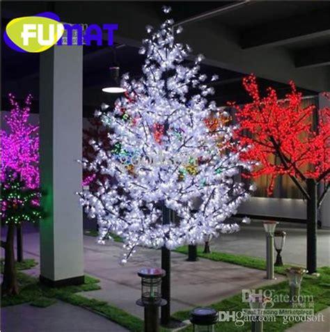 led christmas tree light troubleshooting best fumat dcreative led tree light cherry tree light 1440 led bulbs tree light