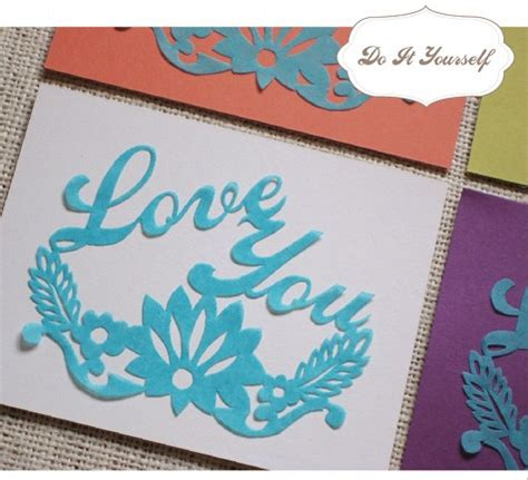 Paper Cutting Craft Tutorial - 2 great diy ideas design sponge
