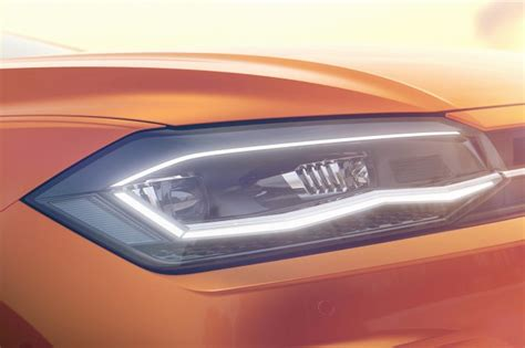 volkswagen polo headlights new 2018 volkswagen polo india launch date price