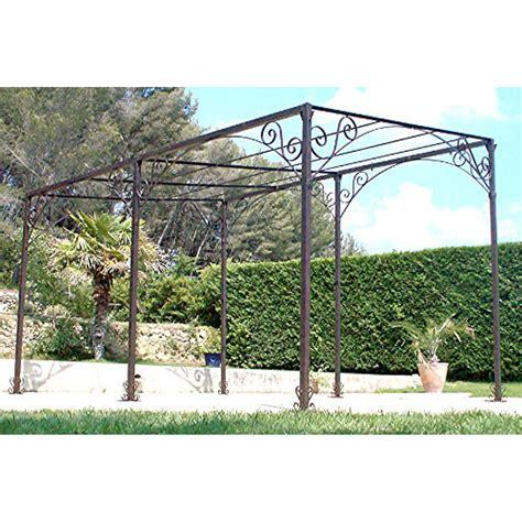 Pergola De Jardin Leroy Merlin 3603 by Pergola Autoportante Fer Forg 233 Rouille 12 M 178 Leroy Merlin