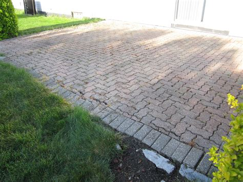 Paver Patio Base Brick Pavers Canton Plymouth Northville Arbor Patio Patios Repair Sealing