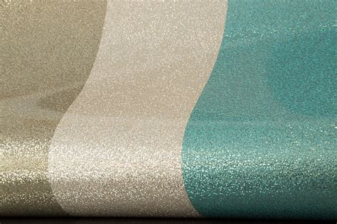 glitter stripe  albany teal pewter wallpaper direct