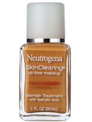 Illuminare Cover Treat Powder Foundation Anti Acne neutrogena skinclearing free makeup review