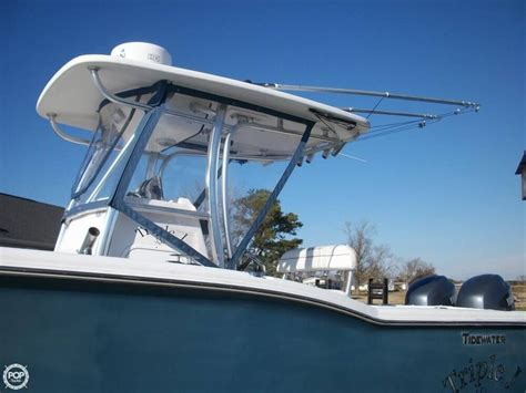 tidewater boats for sale nc 2009 tidewater 25 power boat for sale in engelhard nc