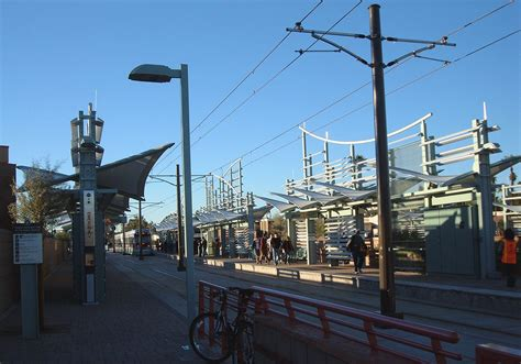 phoenix light rail stops central avenue and camelback road uptown wikidata