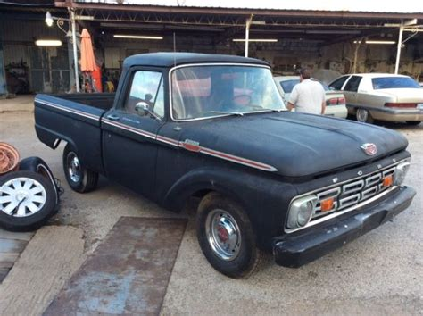 64 Ford F100 by 64 F100 Ford Rat Rod For Sale Ford F 100 1964 For Sale