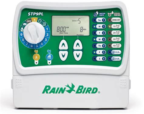 rainbird stp  irrigation controller   automated