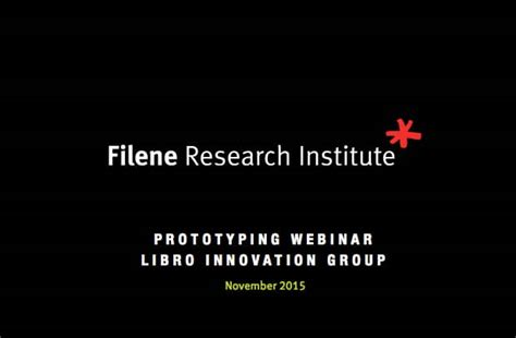 libro innovators how a group libro innovation group prototyping webinar on vimeo