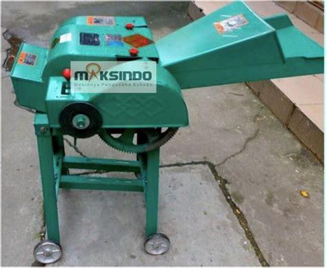 Mesin Pencacah Rumput Agrowindo mesin chopper perajang rumput gajah sejenisnya agr