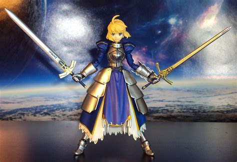 Figma Saber 2 0 Fate Stay r367 figma fate stay saber 2 0 figure review