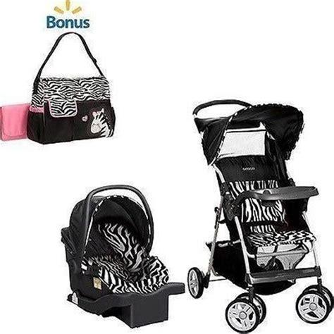 zebra print baby car seat zebra stroller car seat lot plus bag baby