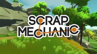 Scrap mechanic preview beta