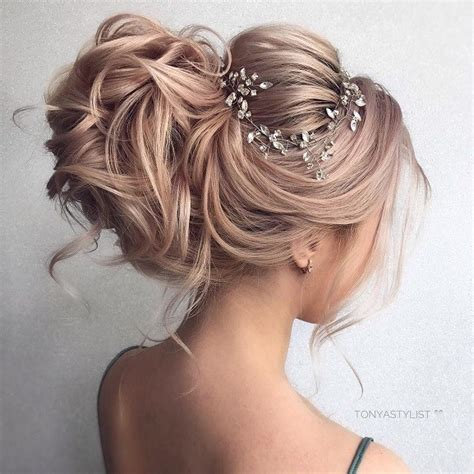 Wedding Updo Hairstyle Ideas by Wedding Hair Updos For Rustic Wedding Updo Hairstyles