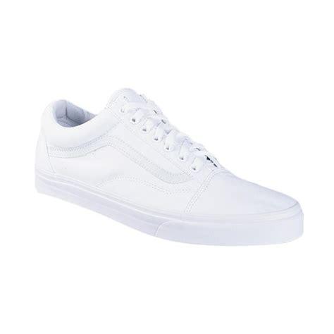 Harga Vans True White jual vans u skool sneaker shoes true white