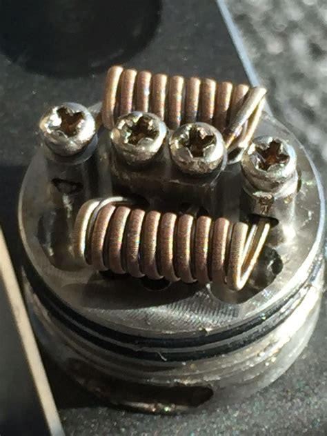 Kraken Coil Fused Clapton Gold Series just some coils for the series box vaping