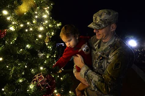 tree lighting san antonio dvids images joint base san antonio randolph tree