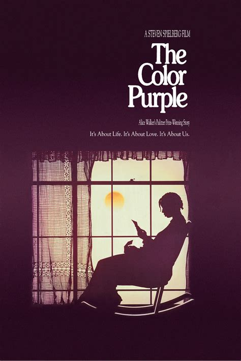 the color purple book and the color purple 1985 rotten tomatoes