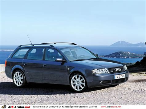 Audi A6 Avant 2002 by 2002 Audi A6 Avant 4b C5 Pictures Information And