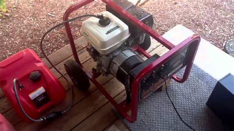 boat fuel tank generator extend run time on emergency generator youtube