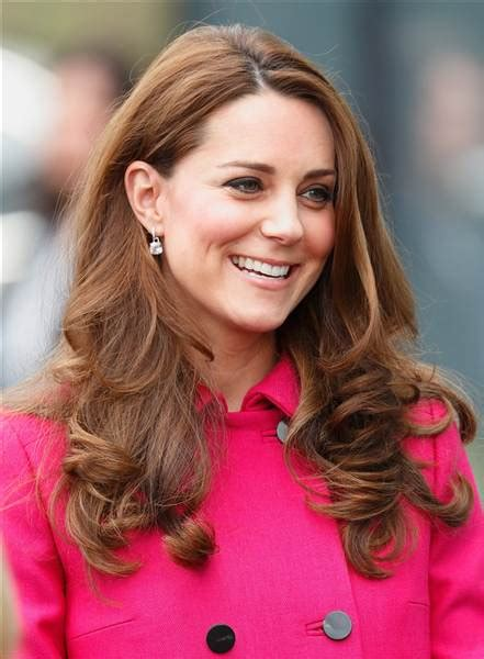 kate middleton hair duchess stylist shares blowout tips