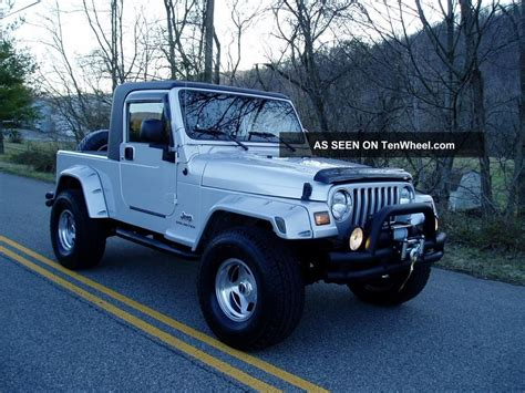 2006 Jeep Unlimited 2006 Jeep Wrangler Unlimited 4 0l Lots Of Custom Touches