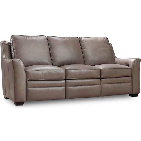 bradington power reclining sofa bradington kerley transitional dual power recline
