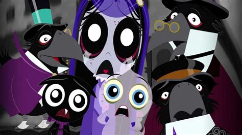 Rubby S 1 ruby gloom 1x04 missing buns