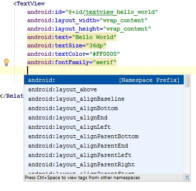 android layout xml string array let s create the screen android ui layout and controls