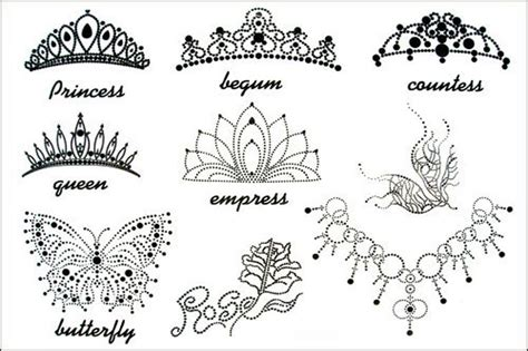 tribal crown designs view more images