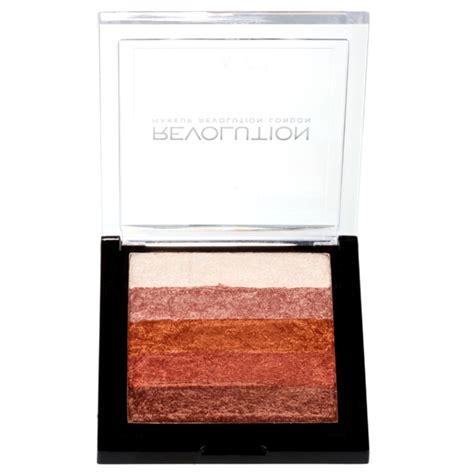 Makeup Revolution Shimmer Brick makeup revolution shimmer brick 2 1