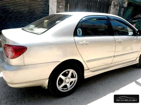 Toyota Altis Used Car For Sale Toyota Corolla For Sale In Islamabad Pakwheels