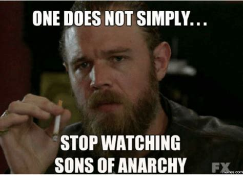 Sons Of Anarchy Meme - super dank hand picked meme from sons of anarchy not