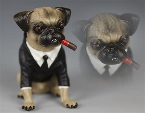 mib pug 1 6 figure enterbay x in black iii 3 mib3 pug figure in figures