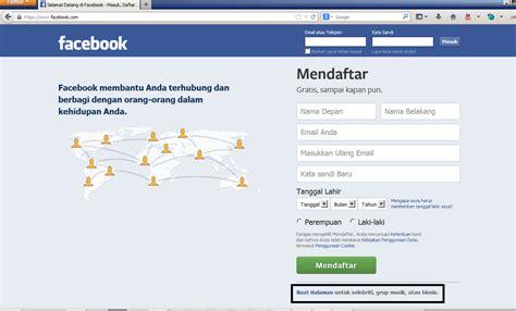 jasa membuat akun facebook cara membuat akun bisnis di facebook segala seputar internet