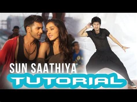 tutorial dance bollywood sun saathiya tutorial abcd 2 dance bollywood rubendanac