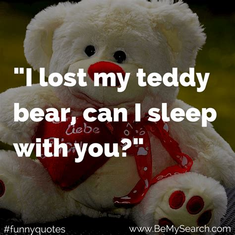 will you be my teddy quotes that will make you smile bemysearch