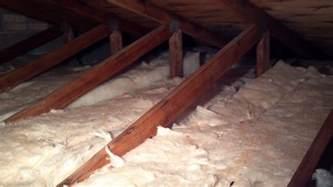 diy attic insulation
