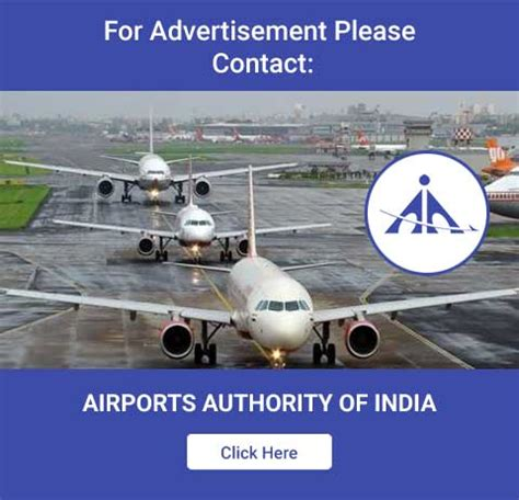 Airport Authority Of India Mba by Aai Airport S Airports Authority Of India