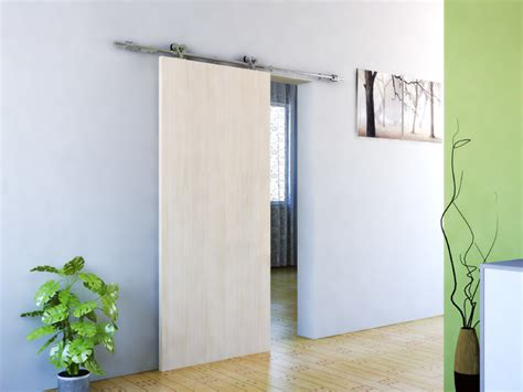 Modern Interior Barn Doors Modern Barn Door Hardware For Wood Door Contemporary