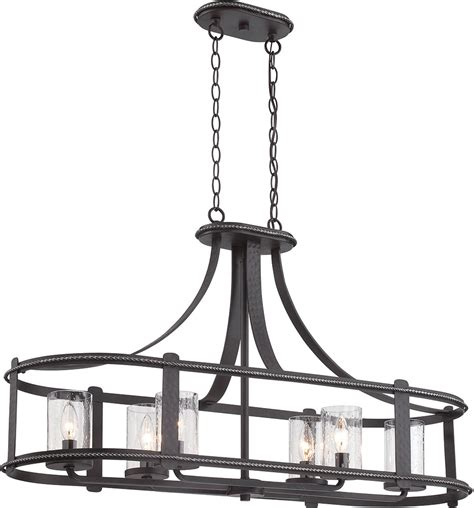 kitchen island light fixture designers fountain 87538 apw palencia artisan pardo wash