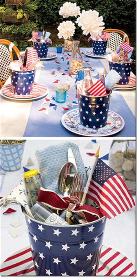 Jackie Fo Easy 4th Of July Party Decorations